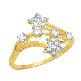 Dazzling Diamond Ring - DAR22
