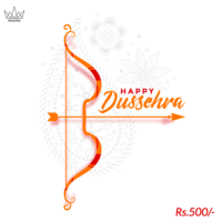 Happy Dussehra Gift Card, 500