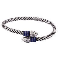 Bud Silver Kada Bracelete-BNG018