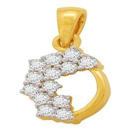 Glow Diamond Pendant- BAP0703