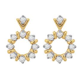 Orb Diamond Drop- DAER089