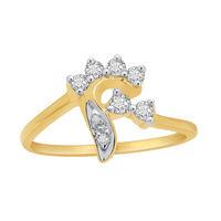 Diamond Rings - AIR024, si - ijk, 12, 14 kt