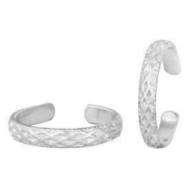 Matty Silver Toe Ring-TRRD033
