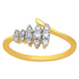 Cute Diamond Ring - BAR1877