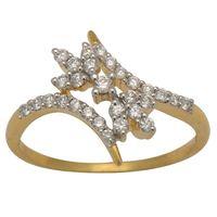 Diamond Rings - BAR2438, si - ijk, 12, 14 kt