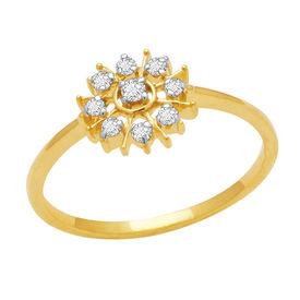 Pretty Diamond Ring - DAR070