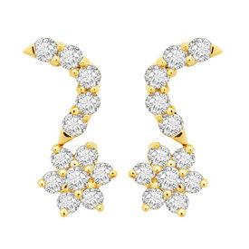 Bells Diamond Earrings- DANS3ER