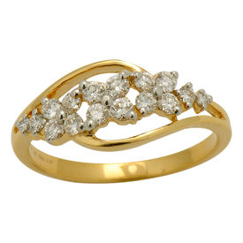 Classy Diamond Ring - BAR1924