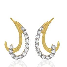 Moonlet Diamonds Studs- BAPS0532ER