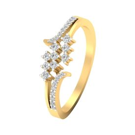 Fascinating Diamond Ring-RRI0055