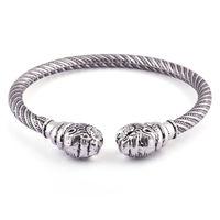 Shermukhi Silver Kada Bracelete-BNG008