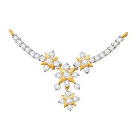 Promise Diamond Mangalsutra- DATS2T