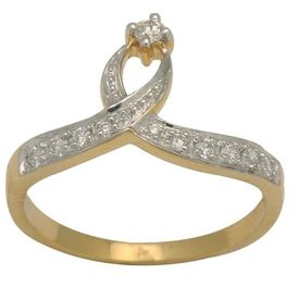 Diamond Rings - BAR0177