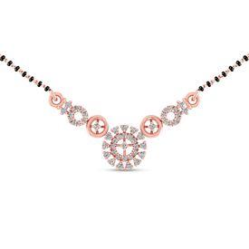 Divya Diamond Mangalsutra-RMP00194