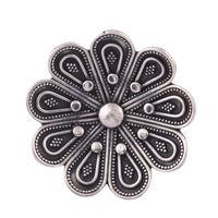 Banjara Silver Finger Ring-FRL158, 15