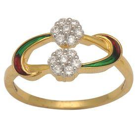 Nice Diamond Ring - BAR2017SJ