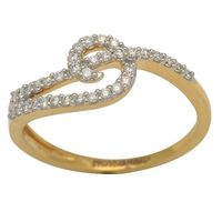 Diamond Rings - BAR2270SJ, si - ijk, 12, 18 kt