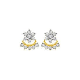Lil Star Diamond Studs- GUER0495