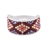Colorful Bust Finger Ring-FRL135, 12