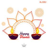 Happy Diwali To You Gift Card, 500