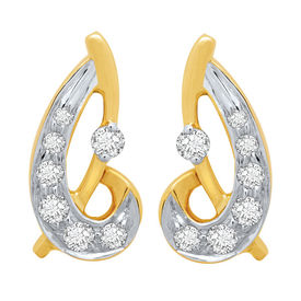 Dazzling Diamond Earrings- BAPS194ER