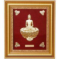 Mahavir JI Golden Frames-GF014