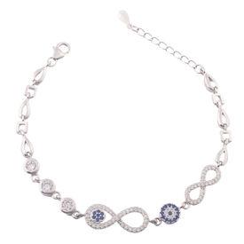 Minimalistic Infinity Bracelet-BR084