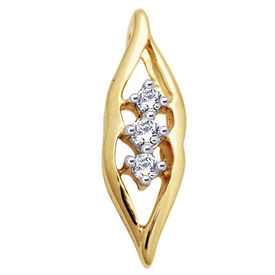 Eyeshine Diamond Pendant- JHP055