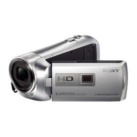 Sony HDR PJ240E Camcorder,  black