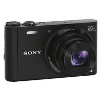 Sony Cybershot DSC-WX300 Camera,  black