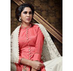 Akiraa Collection Vol 5 Designer Salwar Suit Unstitched Pink, pink, georgette
