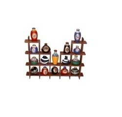 Wooden Sheesham Wall Decor Frame 16S with out Pots, wooden, 20.5x13x2