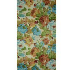 Vardhman Cotton Dohar Multicolor Floral Double, multicolor