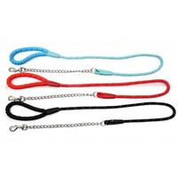 SOFT HANDLE ROPE LEAD 13MMX150CM