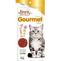 Jerhigh Jinny Gourmet Cat Snack 35 gms