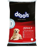 DROOLS Daily Nutrition Adult Chicken And Vegetable 15kg