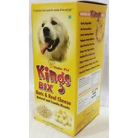 KINGS BISCUITS OATS&REAL CHEESE 500GMS