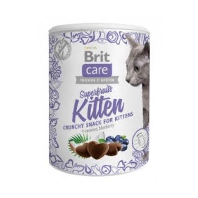 Brit Care Superfruits Kitten (100gms)