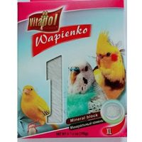 Vitapol XL MINERAL BLOCK FOR BIRDS - NATURAL (190gm)