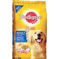 Pedigree Chicken and Vegetable Adult Dog Food 15 Kg