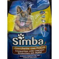 SIMBA DOG FOOD 4 KG