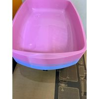 SMALL CAT LITTER TRAY