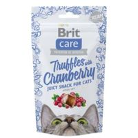 Brit Care Truffles With Cranberry (50gms)