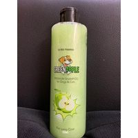 FRUIT BASED SHAMPOOS-GREEN APPLE 200ML