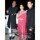 Kmozi Madhuri Life Style Designer Saree, pink