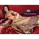 Kmozi Dipika Gold Wedding Latest Lehenga, gold