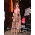 Kmozi Natasha Beauty Anarkali Suit, pink