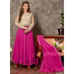 Kmozi Latest Designer Anarkali Suits Buy Online, pink