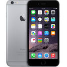 Apple iPhone 6 Plus, 128 gb, silver