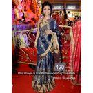 Kmozi Tanisha Rose Designer Lehenga Choli, blue